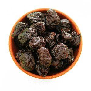 Imagem ilustrativa do produto ameixa seca sem caroço