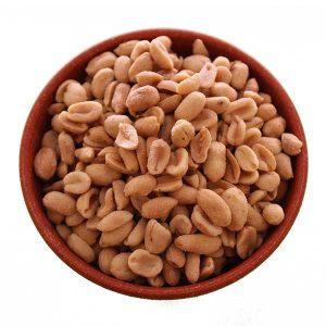 Imagem ilustrativa do produto amendoim sem pele torrada com sal