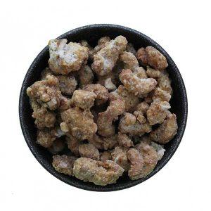 Imagem ilustrativa do produto castanha de caju caramelizada