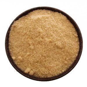 Imagem ilustrativa do produto farinha de amêndoa