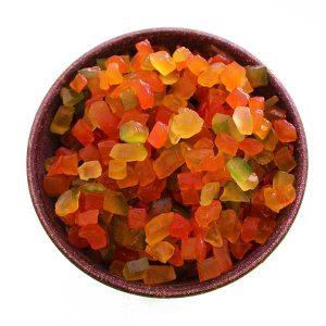 Imagem ilustrativa do produto frutas cristalizadas