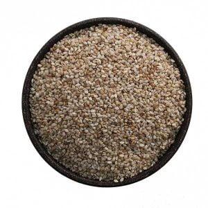 Imagem ilustrativa do produto gergelim com casca