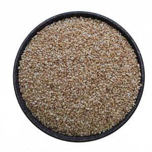 Imagem ilustrativa do produto gergelim torrado sem casca