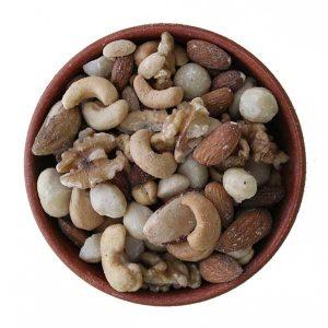 Imagem ilustrativa do produto mix de castanha com macadâmia