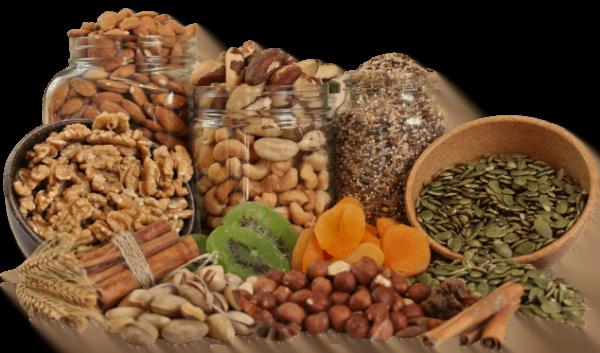 principais produtos naturais da Casa Missão