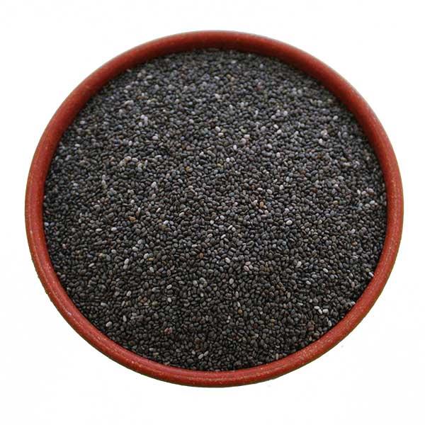 Imagem ilustrativa do produto semente de chia hispânica