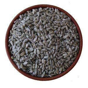 Imagem ilustrativa do produto semente de girassol crua sem casca