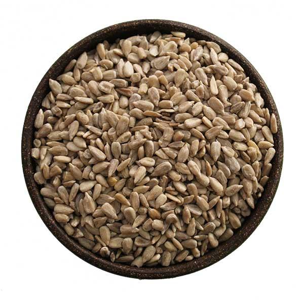 Imagem ilustrativa do produto semente de girassol torrada sem casca e sem sal