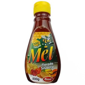 Mel Florada Silvestre Riomel 500g